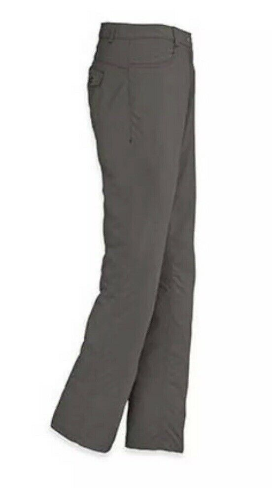 NWT Women's OUTDOOR RESEARCH Treadway Hiking Pants Charcoal Size Sz 8