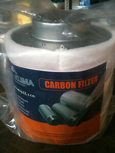 Prima-Klima-Carbon-Filter-Eco-240-m-h-100-mm-Aktifkohlefilter-AKF-Grow-160-opt
