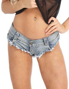 Jeans Pants Panties