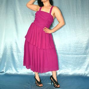 lila Tüll am Minikleid* COCKTAILKLEID* S (38) * Abendkleid ...