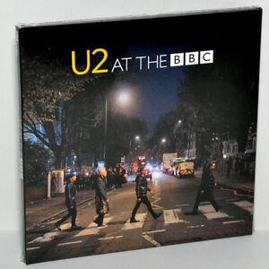 U2-Live-at-The-BBC-London-England-16Nov2017-Promo-Tour-CD-DVD-Digipak-Box