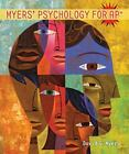Psychology for AP* by David G. Myers (2010, Hardcover)