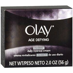 Oil Of Olay Age Defying Daily Renewal Cream - 2 Oz, 2 Pack 2 Pack - Estee Lauder Advanced Night Repair Synchronized Recovery Complex II 0.24 oz