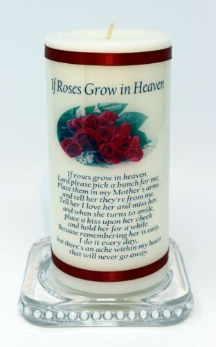 Mère Maman Memorial poème Bougie BougieCellini #8