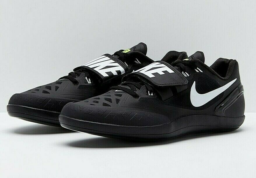 Taille 10.5 NIKE Zoom rougeational 6 Shotput Discus SD Chaussures Noir 685131-017