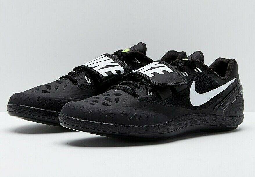 Tamaño 6.5 NIKE Zoom rojoational 6 Shotput Discus SD Zapatos Negro 685131-017