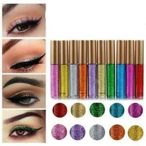 Crayon-liquide-Glitter-Eyeliner-Maquillage-longue-duree-pour-les-yeux-16couleurs
