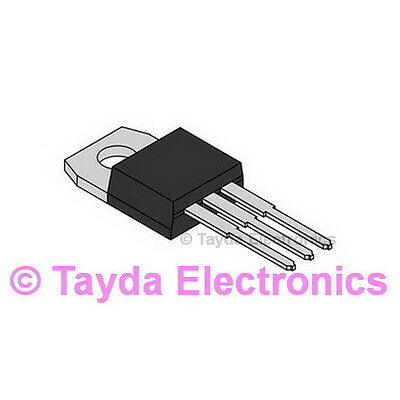 2 x IRF510N IRF510 Power MOSFET N-Channel 5.6A 100V - FREE SHIPPING