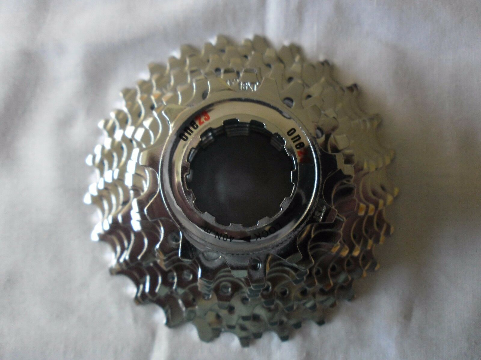 BIKE CYCLE BICYCLE 10 SPEED 11 23T AND 11 25T CASSETTE ALLOY BODY