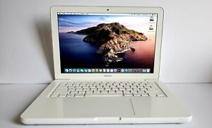 "Looks-Works Great Apple MacBook C2D 13"" 2.4GHz 500GB SSHD 12GB RAM OS 2020 Wrrty"
