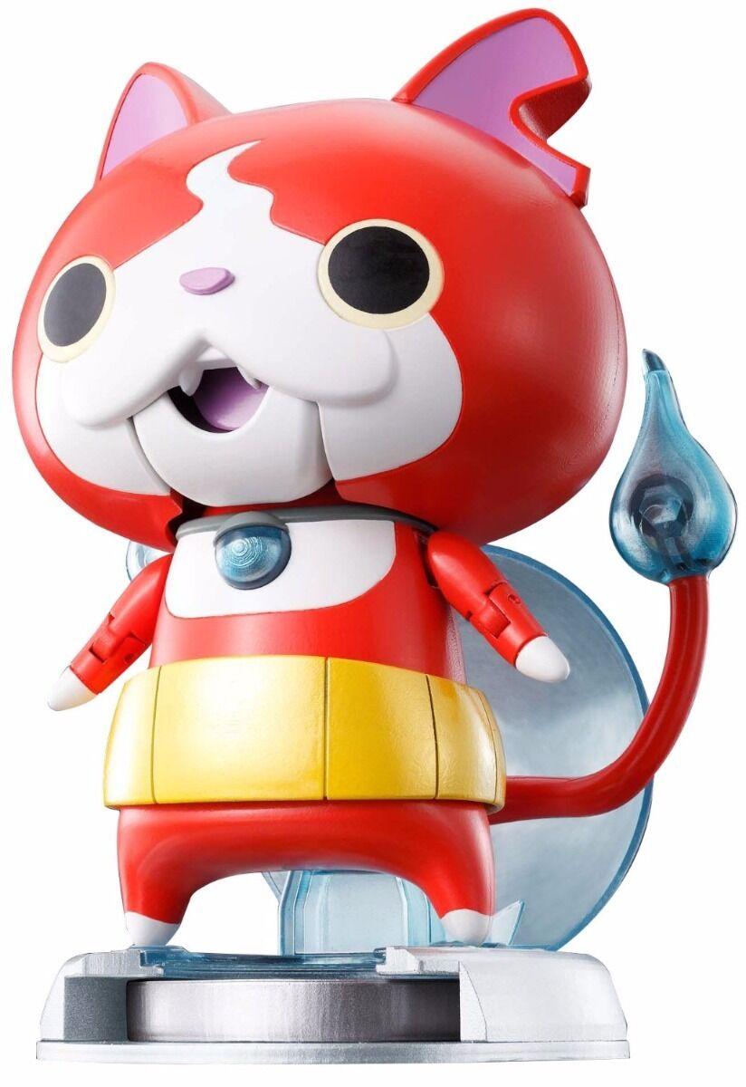 CHOGOKIN Yo-Kai Watch JIBANYAN Action Figure BANDAI TAMASHII NATIONS from Japan