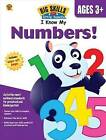 I Know My Numbers!, Ages 3 - 5 by Brighter Child (Paperback / softback, 2011)