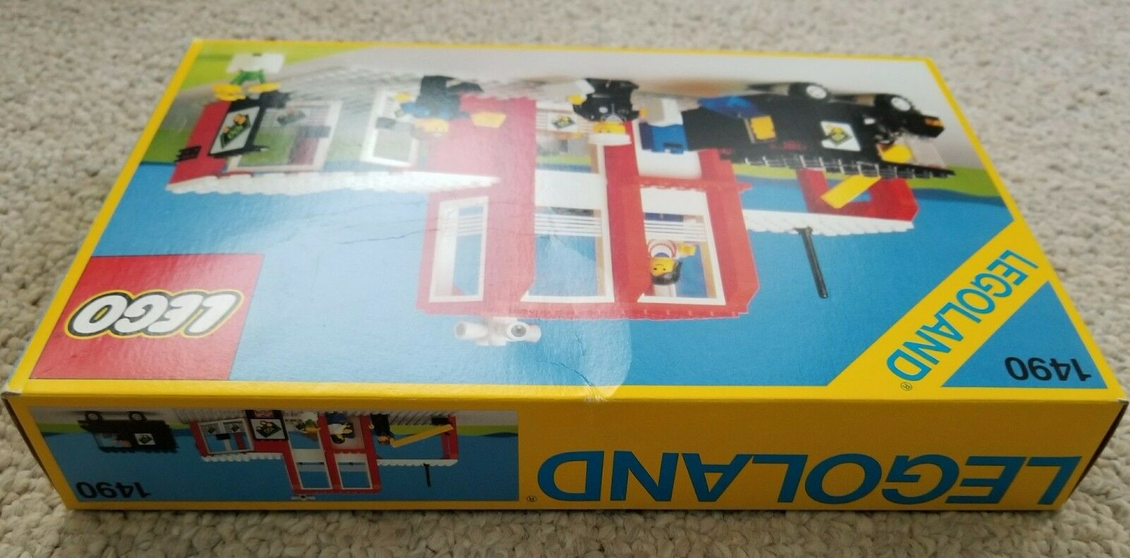 Lego 1490 Vintage and and and Rare BANK - 1980's - Brand New in Opened Box 2b710a