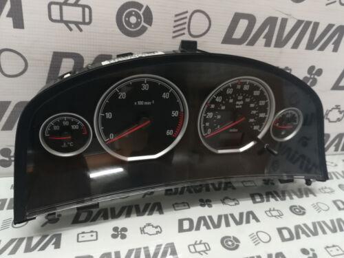 2008 Opel Vauxall Vectra Diesel Speedo Speedometer Instrument Cluster 13278732TL