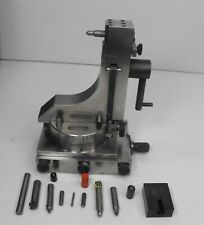Jamps Fluid Motion Wheel Dresser Tool With Micro Base And Case With Extras Made Usa