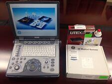 GE Logiq E Portable Ultrasound System