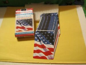 2010 Complete Deck of America the Beautiful Playing Cards Made by USPCC