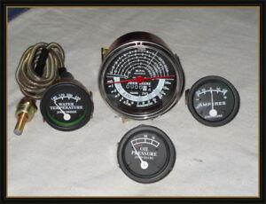 john deere tractor gauges set kit for 50 60 Tractor Engine image is loading john deere tractor gauges set kit for gt