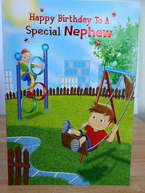 Happy Birthday to a Special NEPHEW