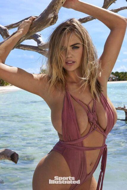 2018 Sports Illustrated SI Swimsuit Bikini Model Various KATE UPTON B