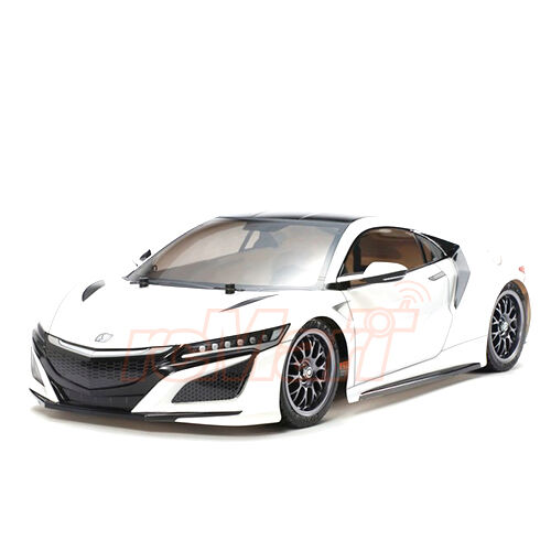 Tamiya 51586 1/10 Honda Acura NSX Touring 190mm Clear Body