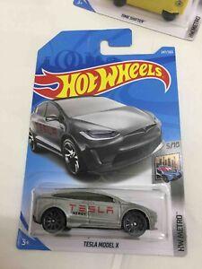 Hot-wheels-Hotwheels-Tesla-model-X-NEW