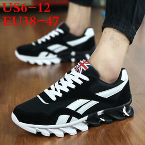 Plus-Size-38-49-Men-039-s-Casual-Shoes-Outdoor-Sneaker-Trendy-Comfortable-Trianers