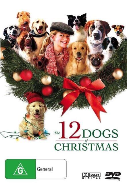 12 Dogs Of Christmas.12 Dogs Of Christmas Dvd 2005