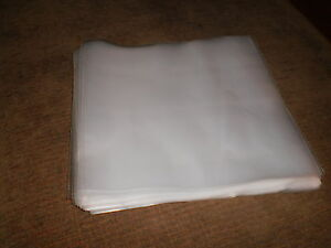 25-Vinyl-Record-Outer-Sleeves-7-034-Plastic-Covers