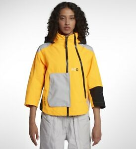 Details about WOMENS NIKE LAB ACG GORE TEX JACKET SIZE SMALL AJ0954 845