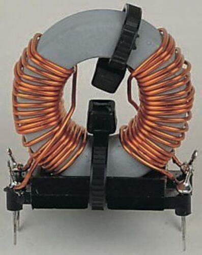 3A Idc CMV Roxburgh EMC 3.2 mH Ferrite Leaded Inductor 71mΩ Rdc