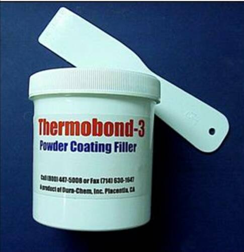 Powder Coating Metal Filler  Repair parts with minor damage pits THERMOBOND 3