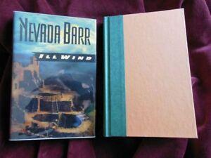 ill wind anna pigeon mysteries book 3 barr nevada