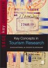 Key Concepts in Tourism Research by Vincent Platenkamp, David Botterill (Hardback, 2012)