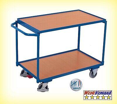 Transportwagen Tisch Etagenwagen Werkstatt Rollwagen wie Bild statt € 241,11