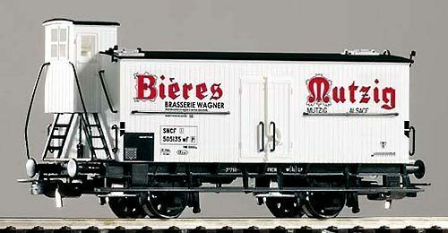 Piko H0 54941  Vagone Trasporto Birra SNCF  Mutzig   III Epoca