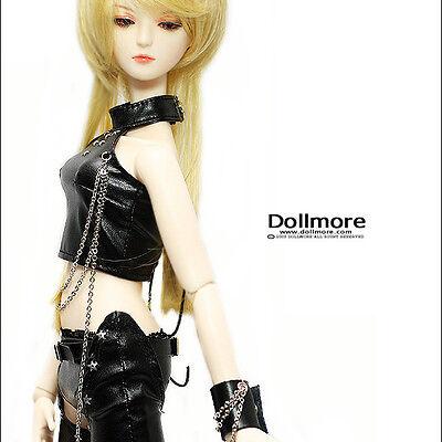 1//4 BJD Clothes MSD short Blackguard Boy Set Dollmore