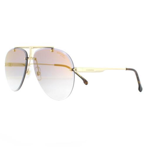 Lunettes de soleil 1032//S 06J//FQ Or Gris Havane Or Miroir