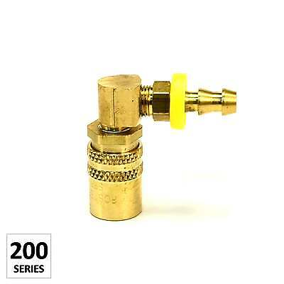 Foster FJT 200 Series FS204P Quick Coupler Injection Mold Coolant water line 1//4