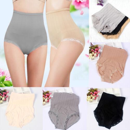 Women/'s Japan Munafie High Waist Body Shaper Shapewear Brief Underwear Tummy