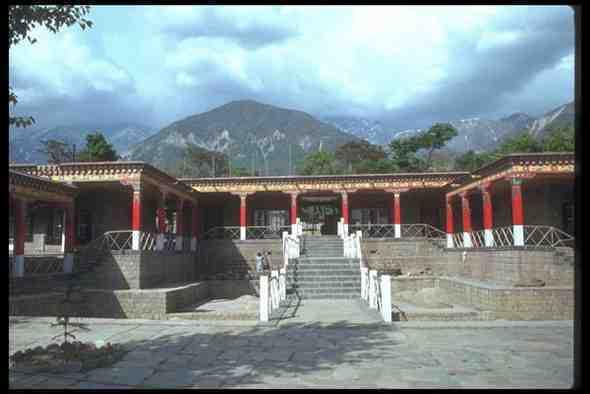 020031 Norbulingka Tibetan Cultural Centre A4 Photo Print