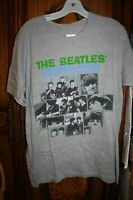 Trunk Limited Edition Beatles Tee Shirt T-shirt Heather Gray Album