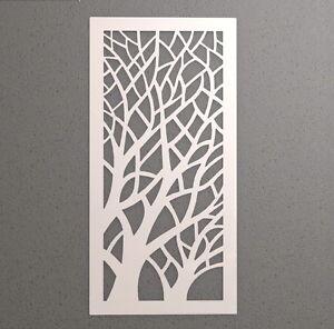 Pannello decorativo alberi spogli wall art decorazione - Pannello decorativo ...