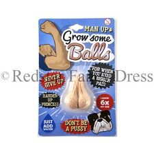 GROW SOME BALLS NOVELTY XMAS CHRISTMAS PRESENT STOCKING FILLER HUSBAND BOYFRIEND