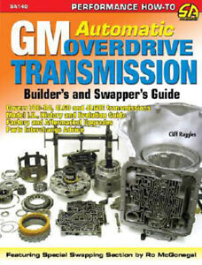 Rebuild-700R-700R4-700-R4-Chevy-Gm-Overdrive-Transmission-Overhaul-Book