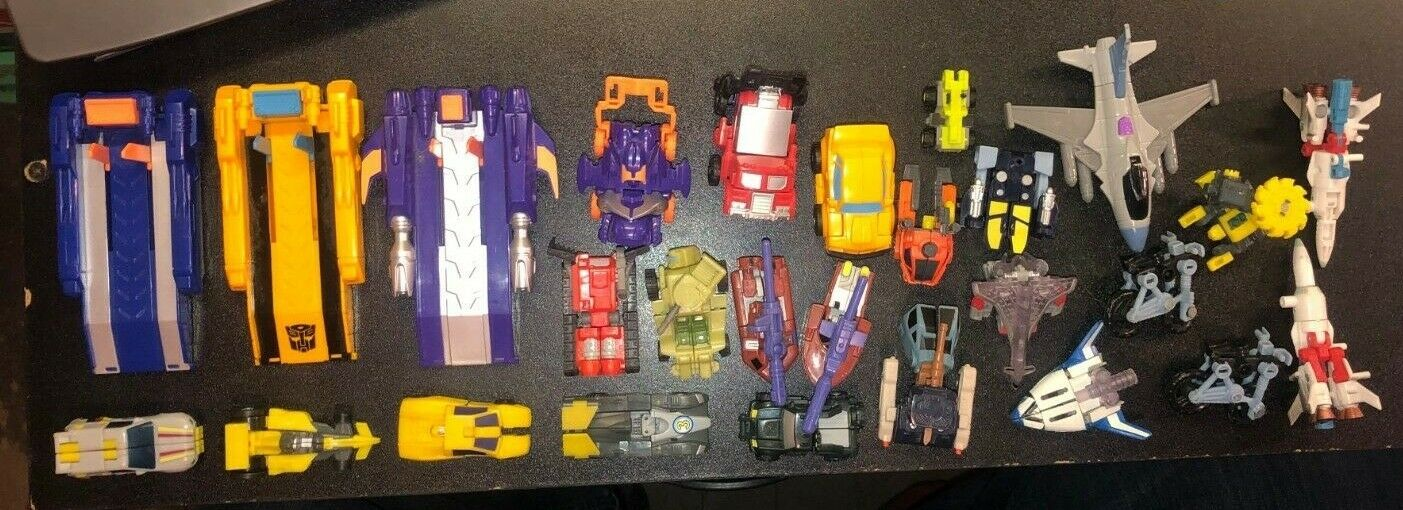 Transformers Minicon Lot Skyblast Grinder Dirtboss Stormcloud Waterlog More
