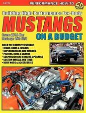 Building High-Performance Fox-Body Mustangs on a Budget by George Reid (2004, Paperback)