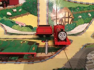 thomas the tank engine trackmaster trains James And Tender