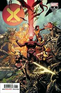 X-Men-8-DX-2020-Marvel-Comics-First-Print-Yu-Cover