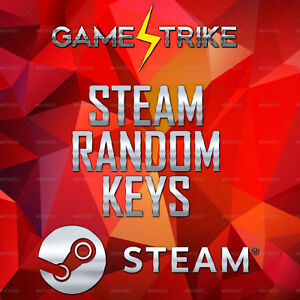 Details about 50 x Random Steam Keys + BONUS [REGION FREE]